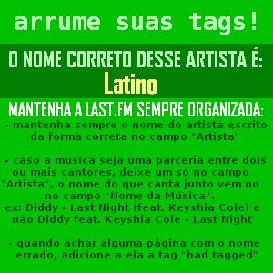 Image for 'Latino - Part. Especial Tânia Mara'