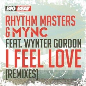 Image for 'Rhythm Masters & MYNC'