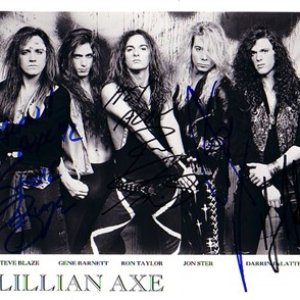 Image for 'Lillian Axe'