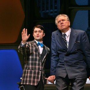 Imagem de 'John Larroquette & Daniel Radcliffe'