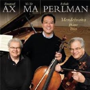 Image for 'Yo-Yo Ma;Richard Stoltzman;Emanuel Ax'