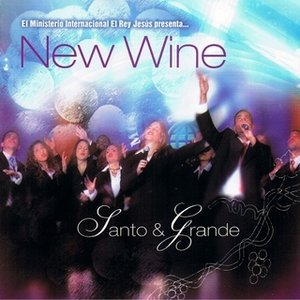Image for 'New Wine'