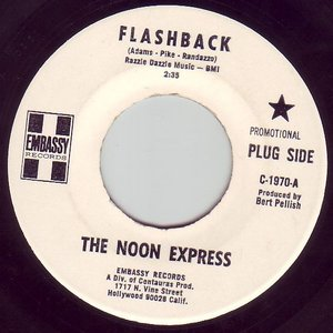 Image for 'The Noon Express'