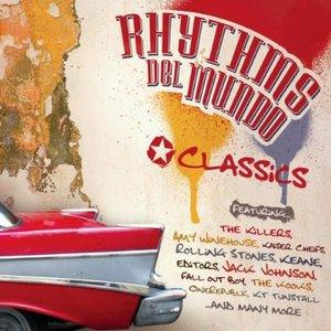 Image pour 'Rhythms Del Mundo feat. Keane'