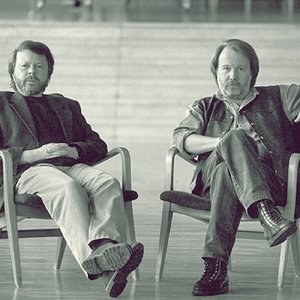 Image for 'Björn Ulvaeus & Benny Andersson'