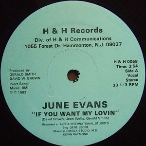 Image for 'June Evans'