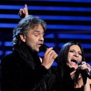 Image for 'Andrea Bocelli - Laura Pausini'