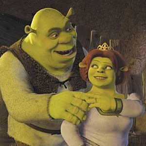 Imagen de 'Shrek & Fiona'