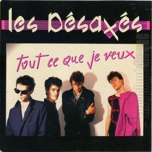 Bild für 'Les Désaxés'