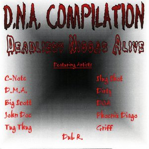 Image for 'Deadliest Niggas Alive'
