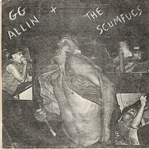 Bild für 'GG Allin & The Scumfucs'