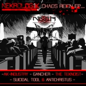 Image for 'Suicidal Tool & Antichristus'