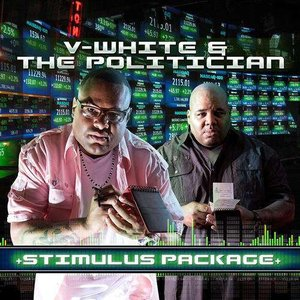 Image for 'V-White and The Politician'