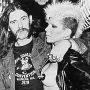 Image for 'Lemmy with Wendy O Williams'