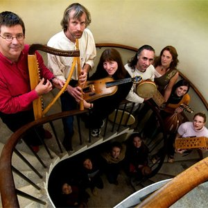 Image for 'Andrew Lawrence-King & The Harp Consort'