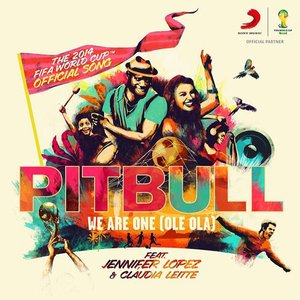 Image for 'Pitbull feat. Jennifer Lopez & Cláudia Leitte'