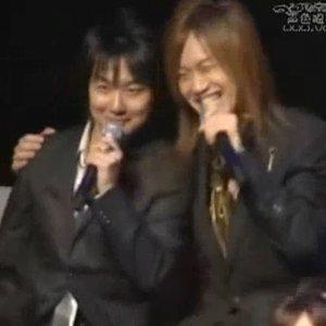 Image for 'Kondou Takashi & Iida Toshinobu'