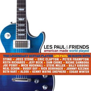 Image for 'Les Paul, Kenny Wayne Shepherd & Edgar Winter'