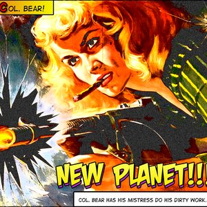 Image for 'New Planet'