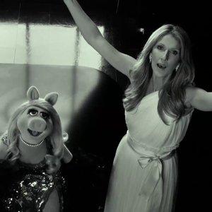 Image for 'Miss Piggy, Kermit, Céline Dion & The Muppets'