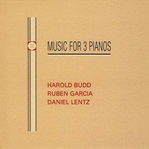 Image for 'Harold Budd / Ruben Garcia / Daniel Lentz'