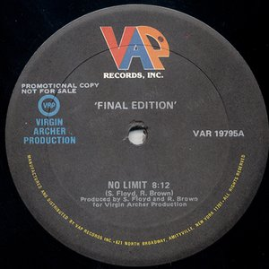 Image for 'Final Edition'