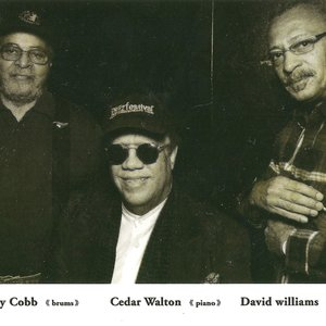 Bild für 'Cedar Walton Trio'