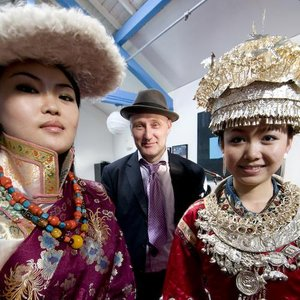 Image for 'Jah Wobble & The Chinese Dub Orchestra'