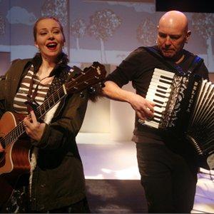 Image for 'Anneke van Giersbergen &  Martijn Bosman'