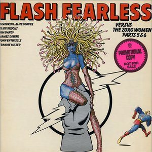 Image for 'Flash Fearless'