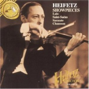 Image for 'Jascha Heifetz; William Steinberg: Rca Victor Symphony Orchestra'