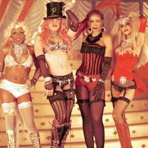 Image for 'Christina Aguilera; Lil' Kim; Mya; P!nk'