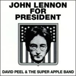 Image for 'David Peel & the Super Apple Band'