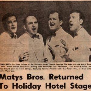 Imagem de 'The Matys Brothers'