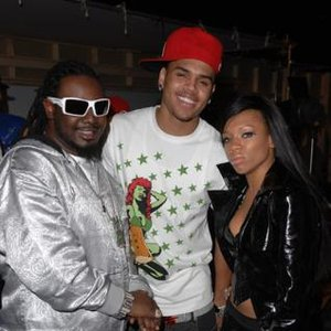 Immagine per 'Lil Mama featuring T-Pain & Chris Brown'