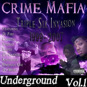 Image for 'Crime Mafia'