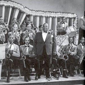 Image for 'Count Basie Orchestra with Jimmy Rushing'