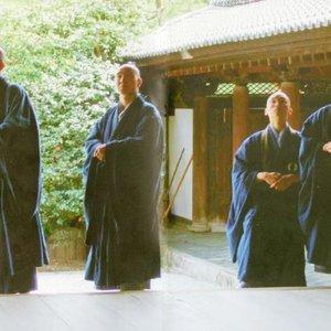 Image for 'Moines du temple Daitokuji de Kyôto'