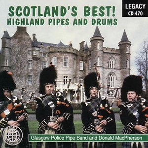 Image for 'Glasgow Police Pipe Band And Donald MacPherson'