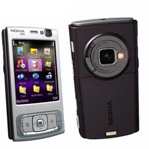 Image for 'Nokia N95'