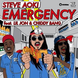 Image for 'Steve Aoki feat. Lil Jon & Chiddy Bang'