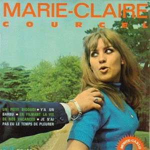 Image for 'Marie-claire Courcel'