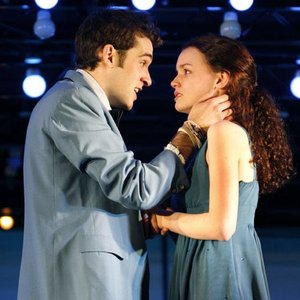 Image for 'Adam Chanler-Berat & Jennifer Damiano'