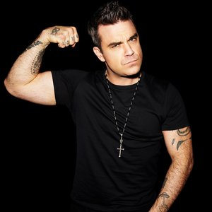 """Robbie Williams""的封面"