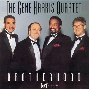 Image for 'The Gene Harris Quartet'