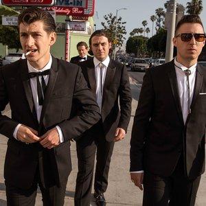 Bild für 'Arctic Monkeys'