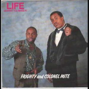 Image for 'Frighty and Colonel Mite'