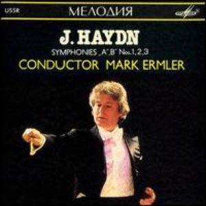 Image pour 'Mark Ermler: Royal Opera House Orchestra'