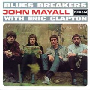 Image for 'John Mayall's Blues Breakers'