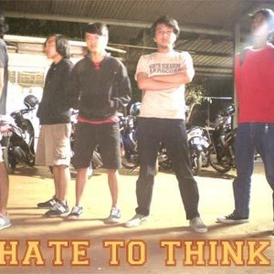 Image for 'hate to think'